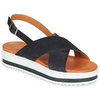 Schuhe Damen Sandalen / Sandaletten Betty London MAFI Marine