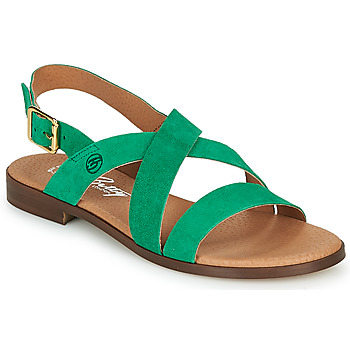 Schuhe Damen Sandalen / Sandaletten Betty London MATOSSI Grün