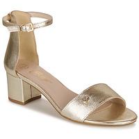 Schuhe Damen Sandalen / Sandaletten Betty London INNAMATA Gold