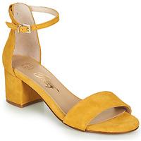 Schuhe Damen Sandalen / Sandaletten Betty London INNAMATA Gelb