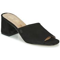 Schuhe Damen Pantoffel Betty London MELIDA Schwarz