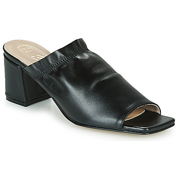 Schuhe Damen Pantoffel Betty London MIRTO Schwarz