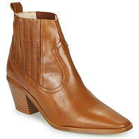 Schuhe Damen Low Boots Betty London MIRTA Cognac