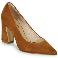 Schuhe Damen Pumps Betty London MONDI Cognac