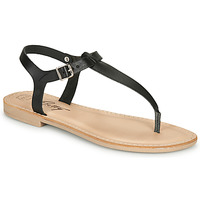 Schuhe Damen Sandalen / Sandaletten Betty London JISTINETTE Schwarz