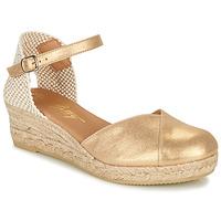 Schuhe Damen Sandalen / Sandaletten Betty London INONO Gold