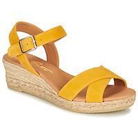 Schuhe Damen Sandalen / Sandaletten Betty London GIORGIA Gelb