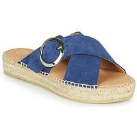 Schuhe Damen Pantoffel Betty London MARIZETTE Marine