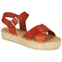 Schuhe Damen Sandalen / Sandaletten Betty London MIZOU Braun