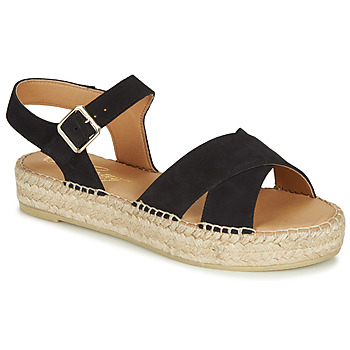 Schuhe Damen Sandalen / Sandaletten Betty London MIZOU Marine