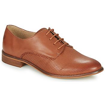 Schuhe Damen Derby-Schuhe Betty London MARILOU Camel