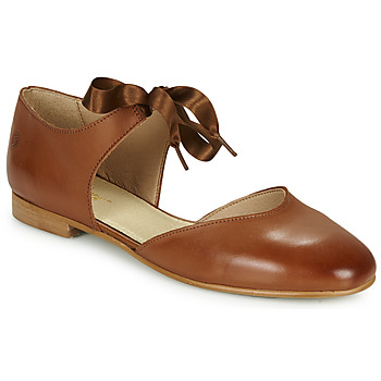 Schuhe Damen Ballerinas Betty London MARILO Camel