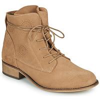 Schuhe Damen Boots Betty London MARILU Beige