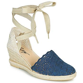 Schuhe Damen Sandalen / Sandaletten Betty London MARISSI Marine