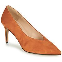 Schuhe Damen Pumps Betty London MINATTE Cognac