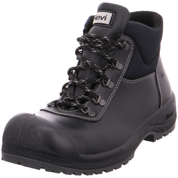 Schuhe Herren Boots Sievi S3 schwarz