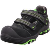 Schuhe Herren Sneaker Low Sievi S1P - Spider 5+ schwarz