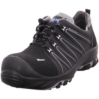 Schuhe Herren Sneaker Low Sievi S3 - Zone+ schwarz