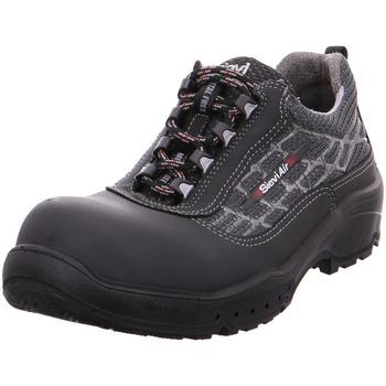 Schuhe Herren Boots Sievi S1 schwarz
