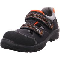 Schuhe Herren Boots Sievi S1 - Air Galaxy 1 XL schwarz
