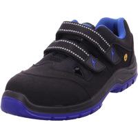 Schuhe Herren Boots Albatros S1P - Bluetech Air Low ESD SRC schwarz