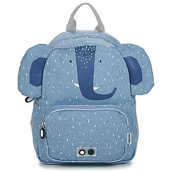 Taschen Kinder Rucksäcke TRIXIE MISTER ELEPHANT Blau