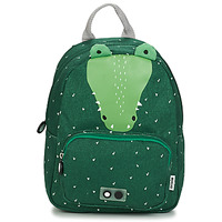 Taschen Kinder Rucksäcke TRIXIE MISTER CROCODILE Grün