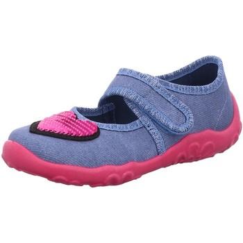 Schuhe Mädchen Hausschuhe Legero SK \ BONNY 0-600280-8500 blau