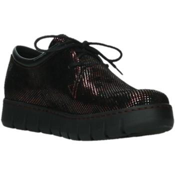 Schuhe Damen Derby-Schuhe & Richelieu Wolky Schnuerschuhe Vic Califfo suede 0232547-505 rot