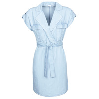 Kleidung Damen Kurze Kleider Noisy May NMVERA Blau