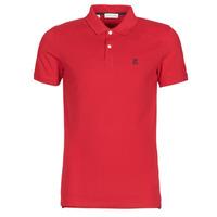 Kleidung Herren Polohemden Selected SLHARO Rot