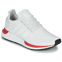 Schuhe Herren Sneaker Low adidas Originals SWIFT RUN Weiss / Rot