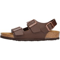 Schuhe Herren Sandalen / Sandaletten Birkenstock - Milano marrone 034703 MARRONE