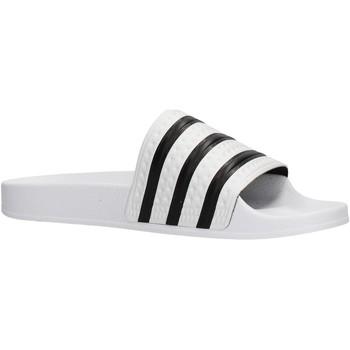 Schuhe Herren Wassersportschuhe adidas Originals - Adilette bianco 280648 BIANCO