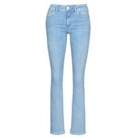 Kleidung Damen Bootcut Jeans Replay LUZ BOOTCUT Blau