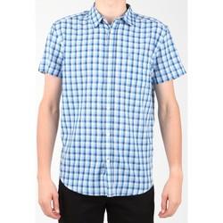 Kleidung Herren Kurzärmelige Hemden Wrangler Kurzarm Hemd  S/S 1 PKT Shirt W5860LIRQ mehrfarbig