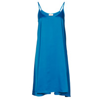 Kleidung Damen Kurze Kleider Moony Mood MOLETTE Blau