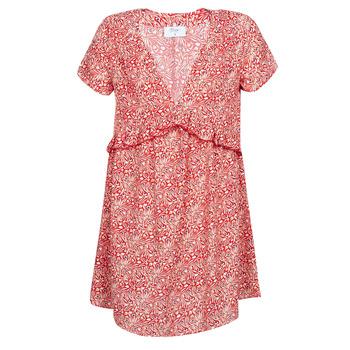 Kleidung Damen Kurze Kleider Betty London MARIDOUNE Rot