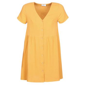 Kleidung Damen Kurze Kleider Betty London MARDI Gelb