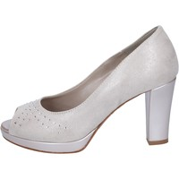 Schuhe Damen Pumps Lady Soft pumps synthetisches wildleder beige