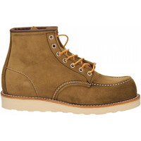 Schuhe Herren Boots Red Wing RED WING LEATHER BOOTS olive