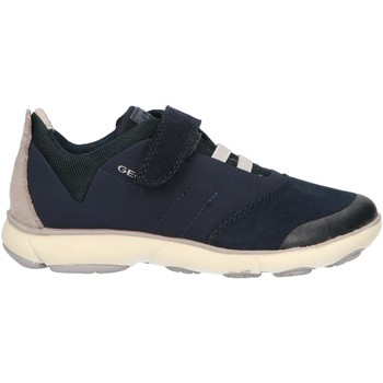 Schuhe Kinder Multisportschuhe Geox J921TA 01122 J NEBULA Azul