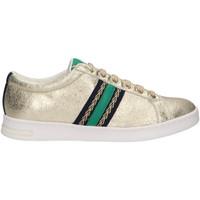 Schuhe Damen Multisportschuhe Geox D921BA 0VIBC D JAYSEN Gold