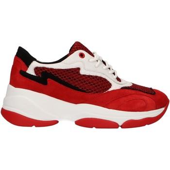 Schuhe Damen Multisportschuhe Geox D92BPB 02214 D KIRYA Rojo