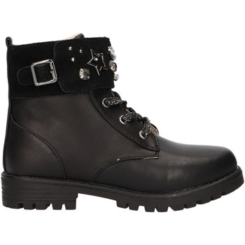 Schuhe Mädchen Boots Mayoral 44031 Negro