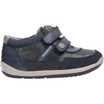 Schuhe Jungen Sneaker High Mayoral 42050 R1 Azul