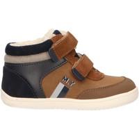 Schuhe Jungen Sneaker High Mayoral 42066 Marrón