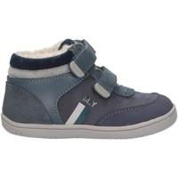Schuhe Jungen Sneaker High Mayoral 42066 Azul