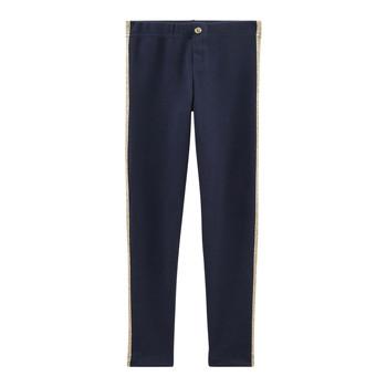 Kleidung Mädchen Leggings Petit Bateau FORANE Blau