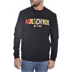 Kleidung Herren Sweatshirts Love Moschino 3A1701 Schwarz